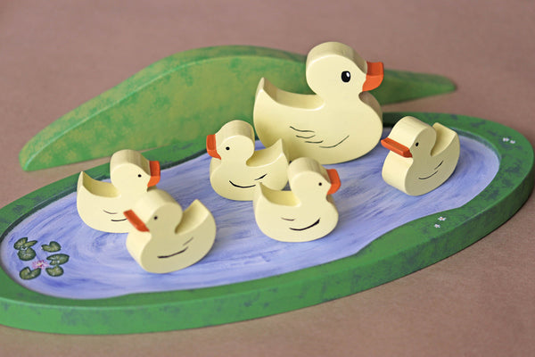 5 Little Ducks Set