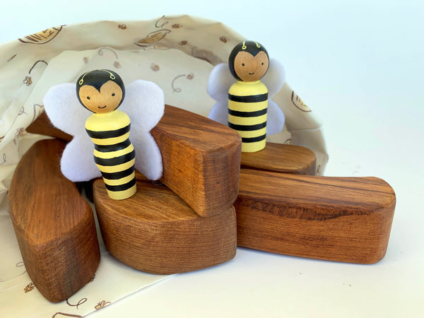 Beehive Stacking Set