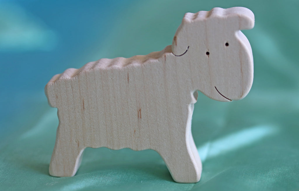 Wooden Sheep 2#