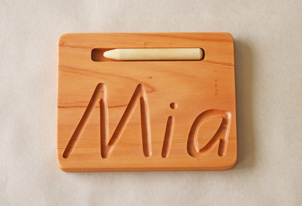Personalised Name Tracing Board - MIA