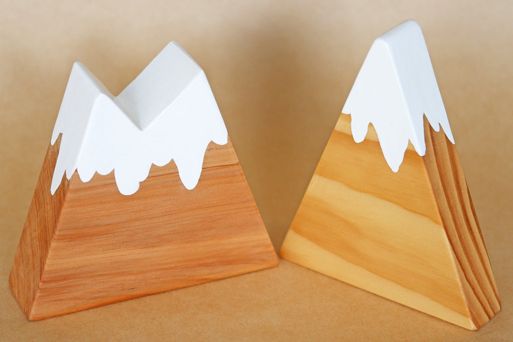 Snowy Mountain Set