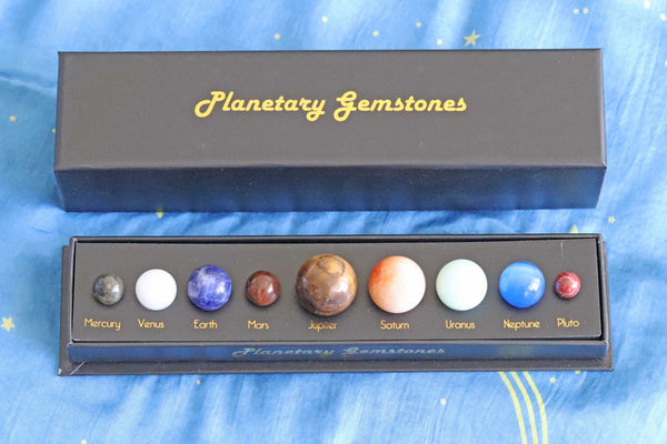 Planetary Gemstone Set