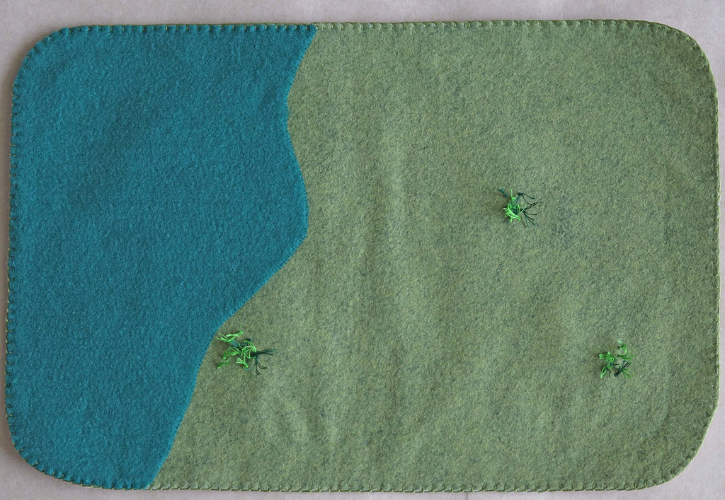 Grassland Playscape Mat
