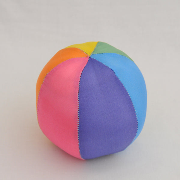 Sarah's Silks Rainbow Baby Ball