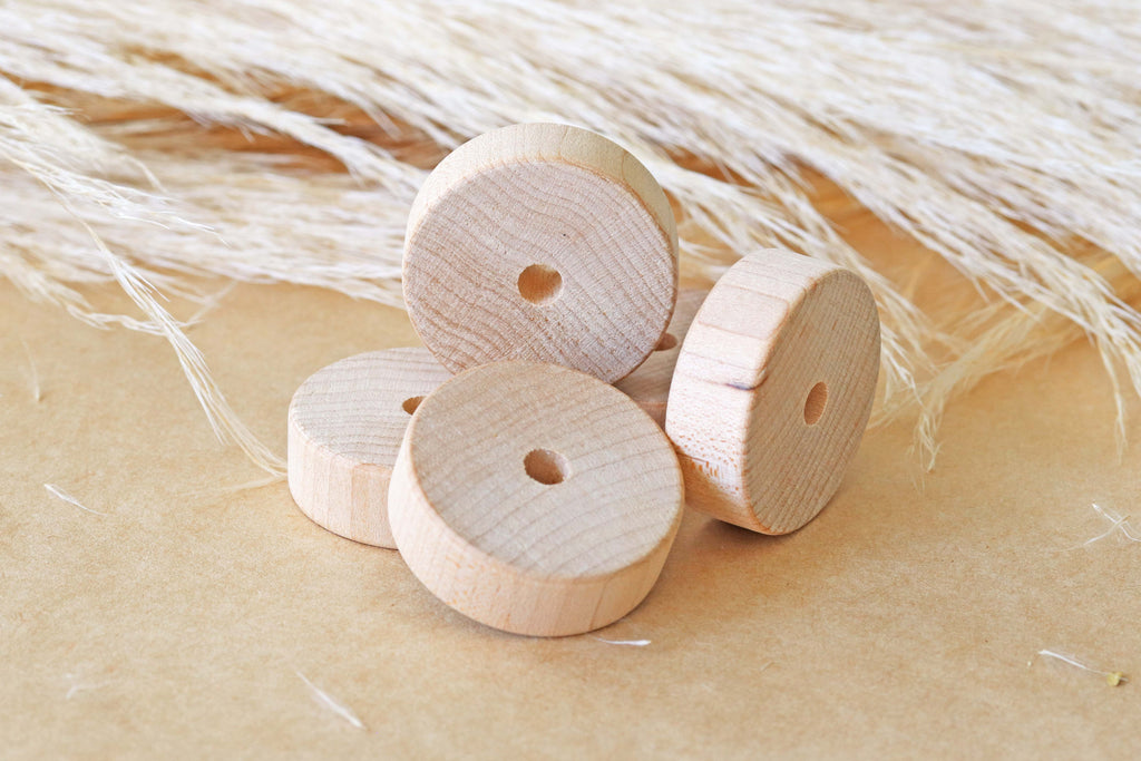 Wooden Slab Wheels