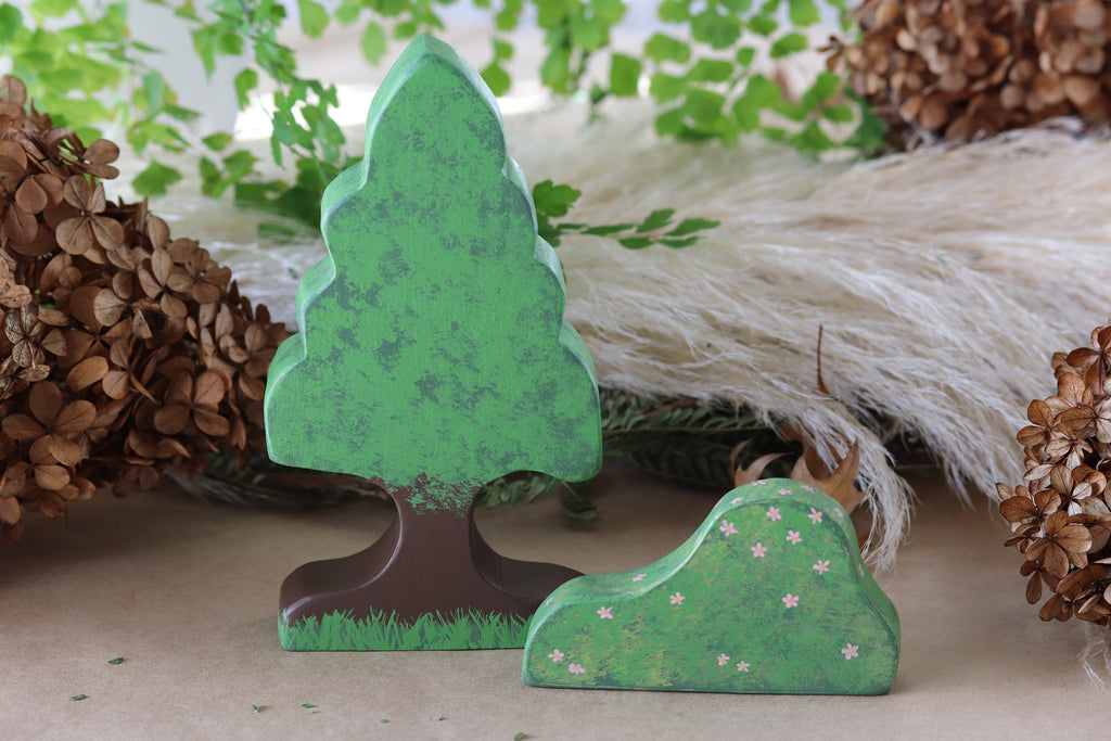 Tree & Shrub Set