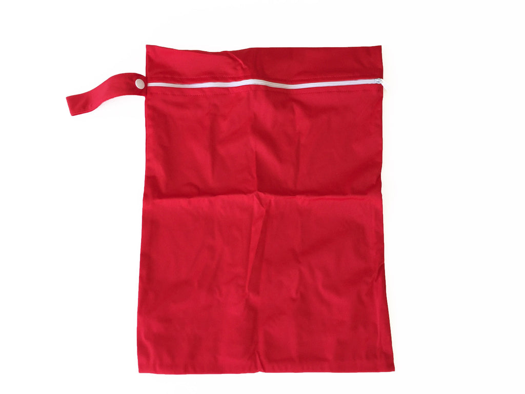 Wet Bag (plain)  - 30cm x 39cm