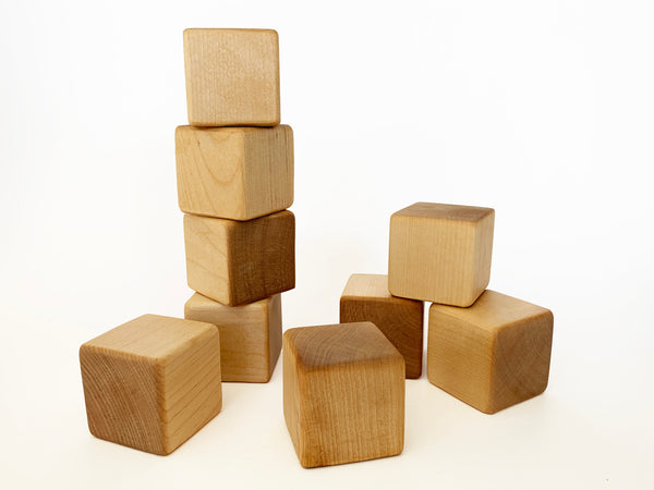 Wood Blocks Set