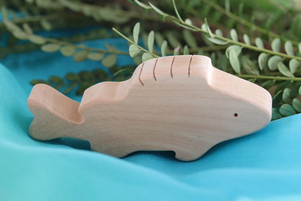 Wooden Fish #1