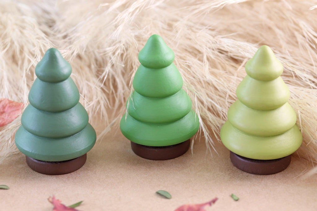 Woodland Tree Set