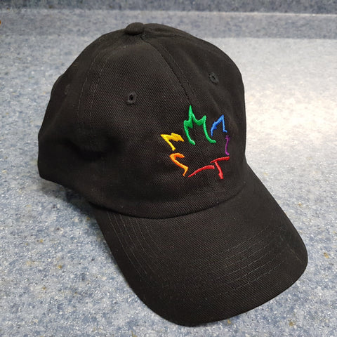Pride Maple Leaf Cap