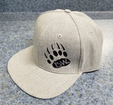 BearWear Bear Paw Cap (Flat Peak Adjustable)