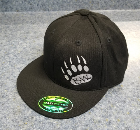 BearWear Bear Paw (Full Back, Flat Peak)