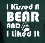 I Kissed A Bear and I Liked It