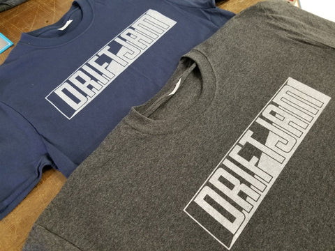 Drift Jam/Good Vibes T-Shirts