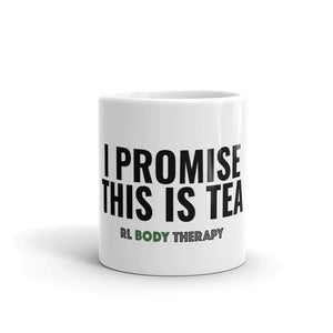 'I Promise This Is Tea' Mug