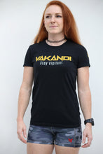 Load image into Gallery viewer, Women's Stay Vigilant T-Shirt