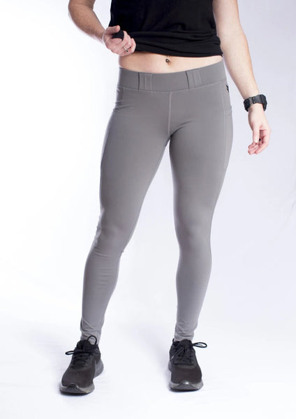 Women's Vakandi EDC Leggings - Gray