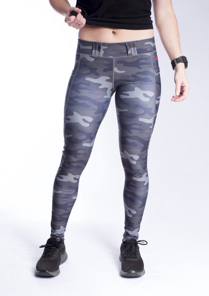 Women's Vakandi EDC Leggings - Twilight Camo