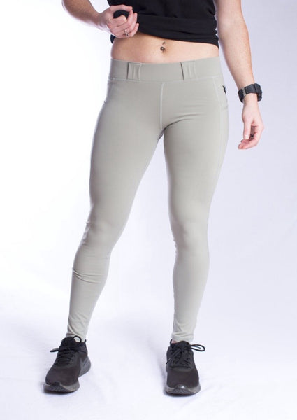 Women's EDC Leggings - Lunar Gray