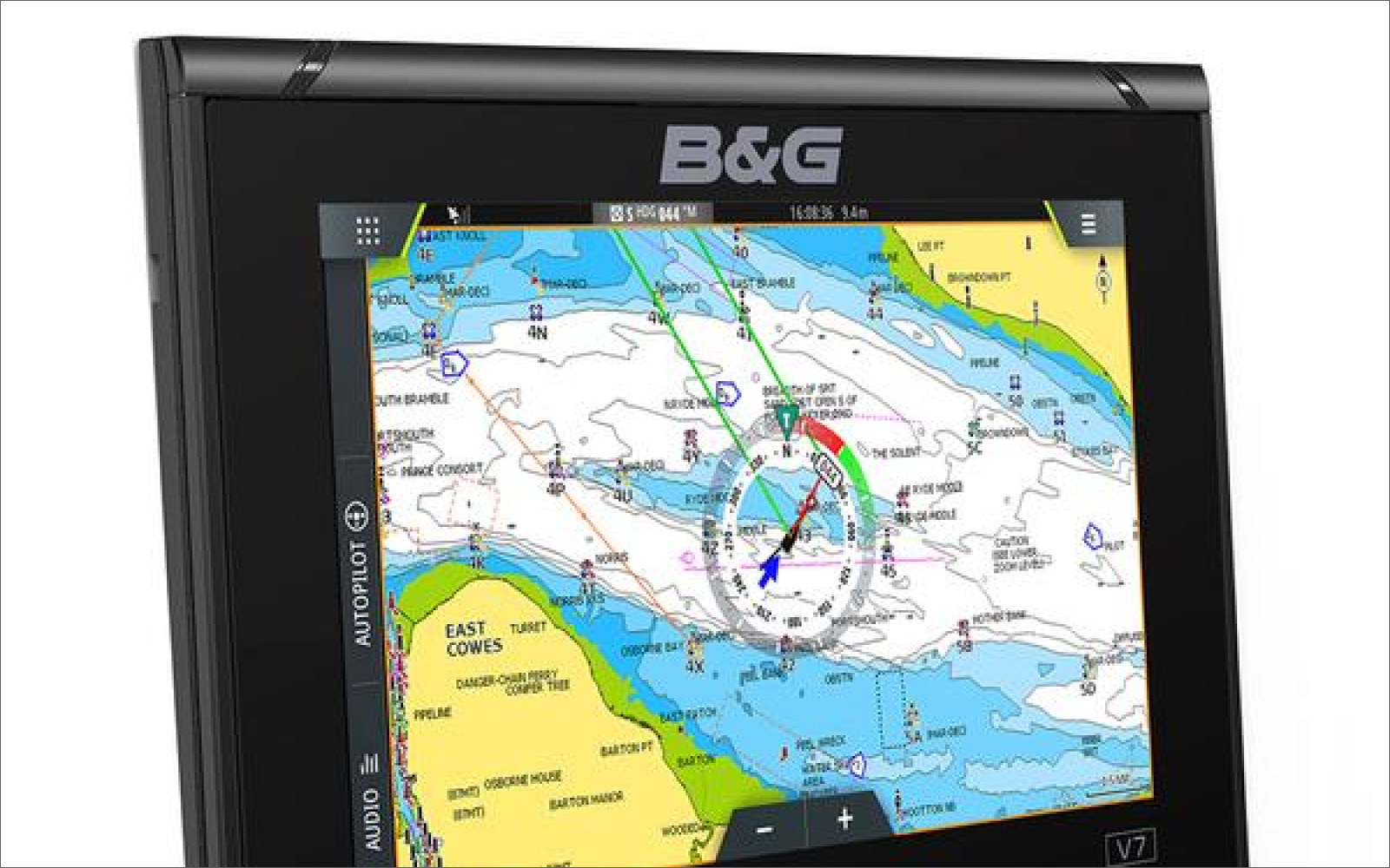 Selecting a B&G Chartplotter/MFD | Catamaran Supply