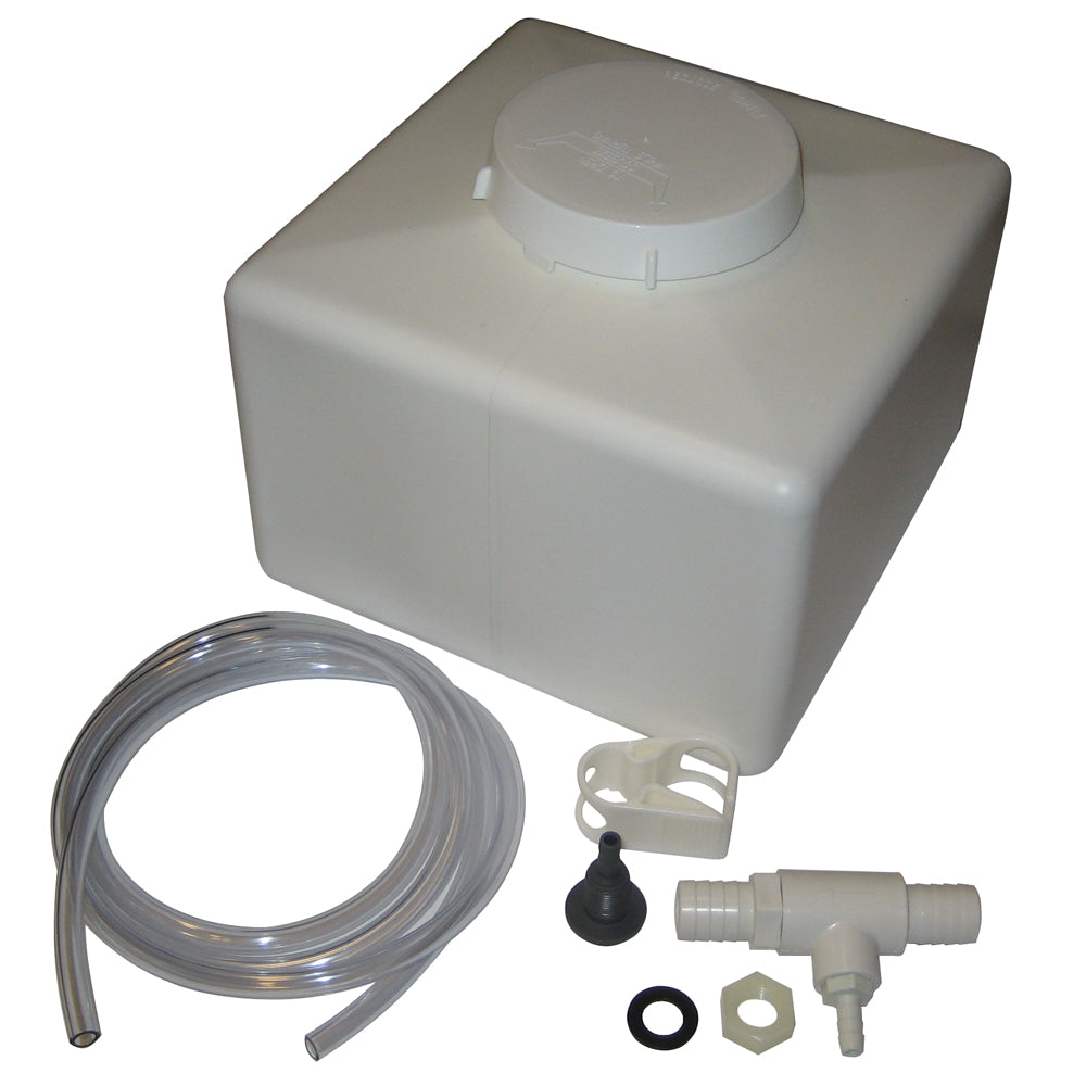 Raritan 2-Gallon Salt Feed Unit Complete f/LectraSan [31-3001]