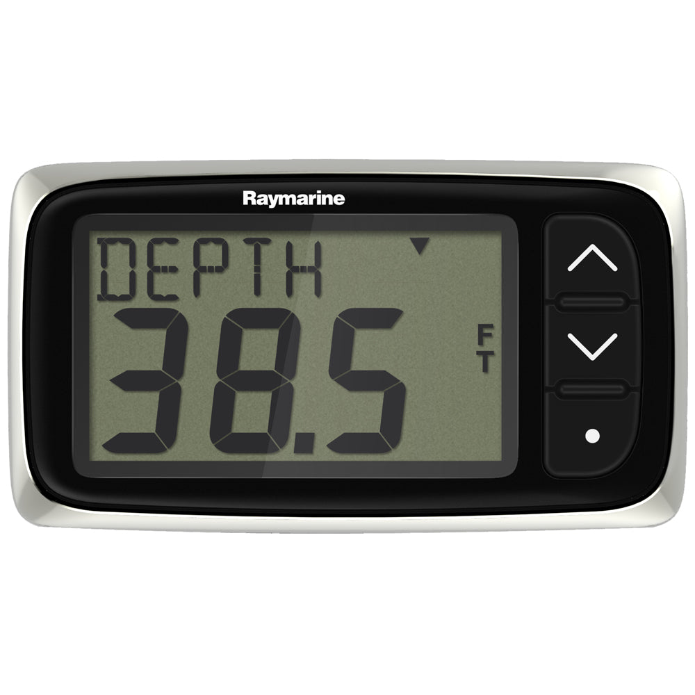 Raymarine i40 Depth Display System w/Thru-Hull Transducer [E70142]