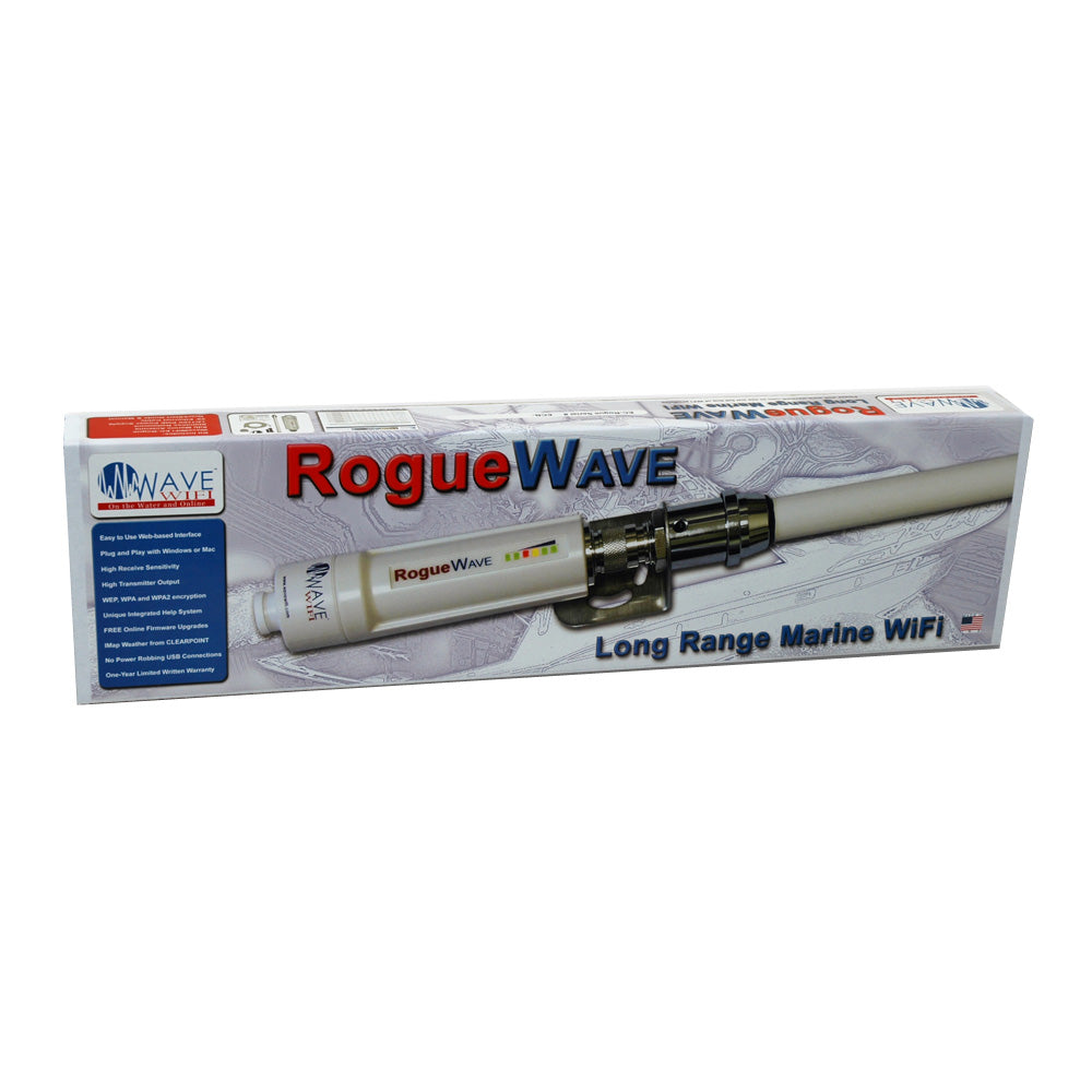 Wave WiFi Rogue Wave Ethernet Converter/Bridge [ROGUE WAVE] | Catamaran Supply