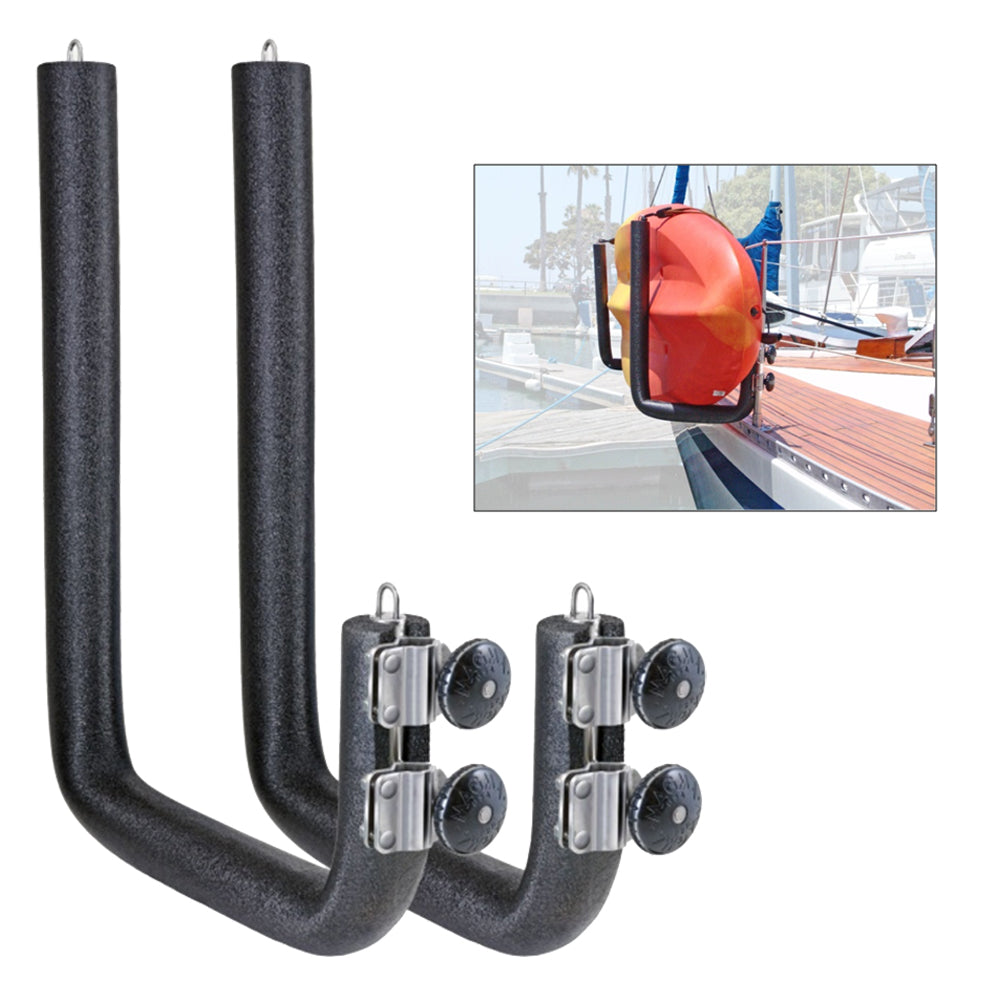 "Magma Removable Rail Mounted Kayak/SUP Rack - Wide - 20"" [R10-626-20]"