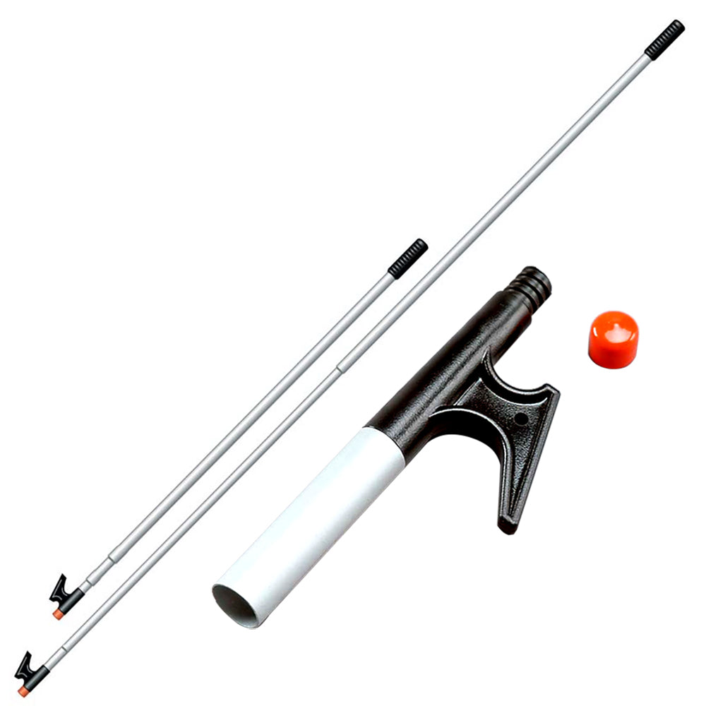 "Davis 3-Section Adjustable Boat Hook - Adjusts 38"" to 8' [4132] 