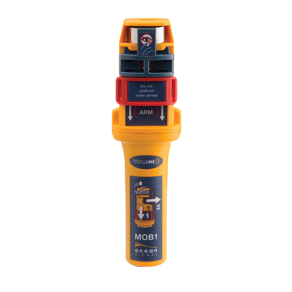 Ocean Signal rescueME MOB1 Personal AIS Beacon [740S-01551] | Catamaran Supply