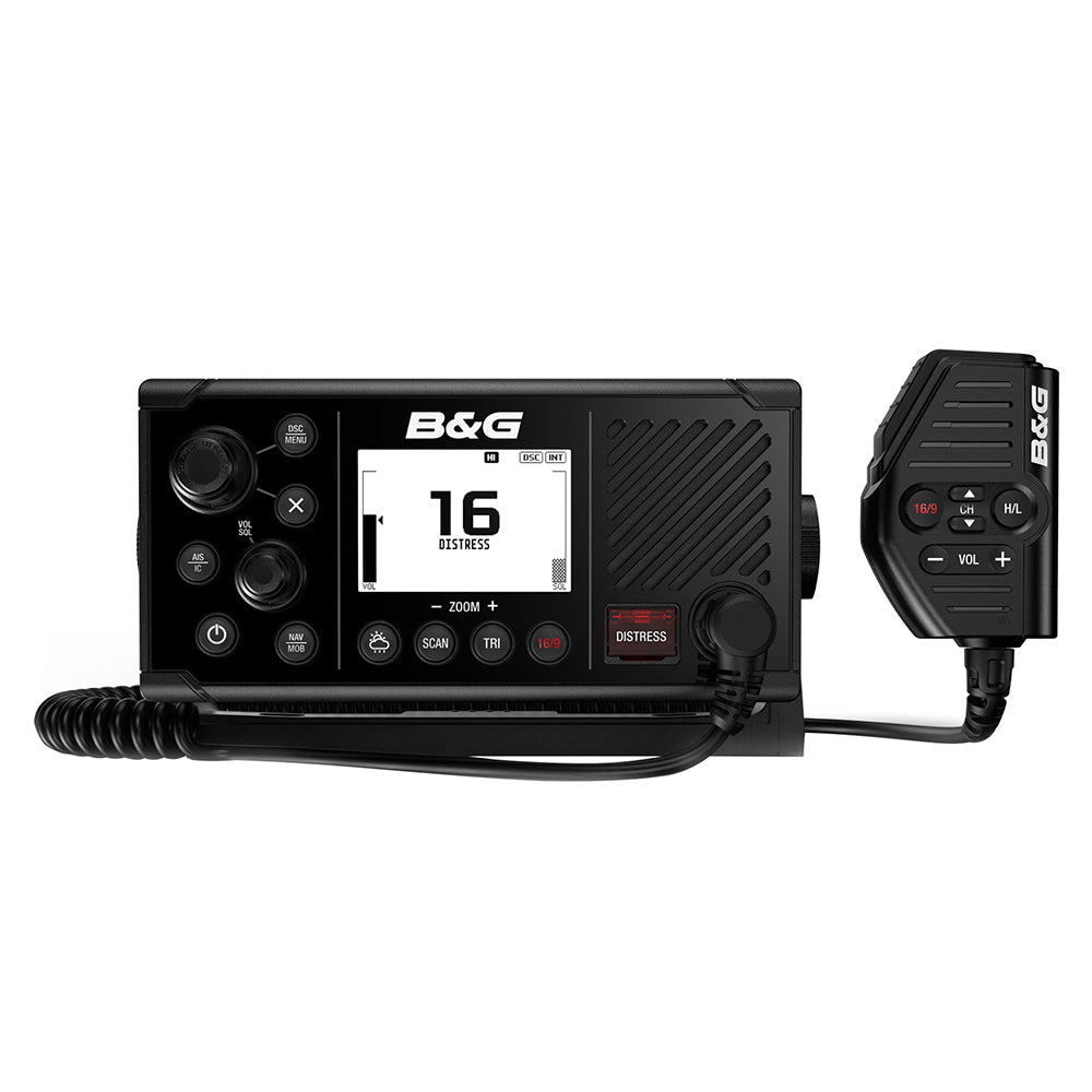 BG V60 VHF Radio w/DSC  AIS Receiver [000-14471-001] | Catamaran Supply