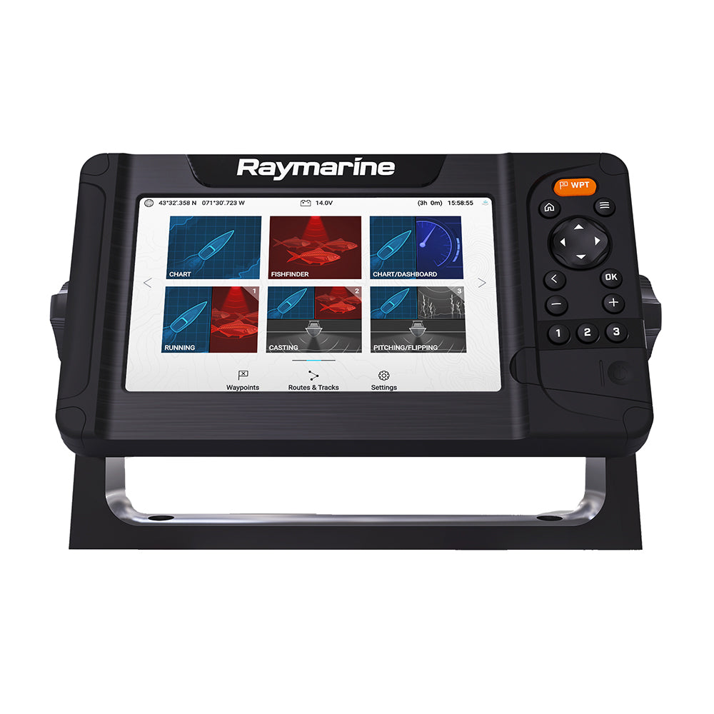 Raymarine Element 7 HV Chartplotter/Fishfinder - No Transducer [E70532]