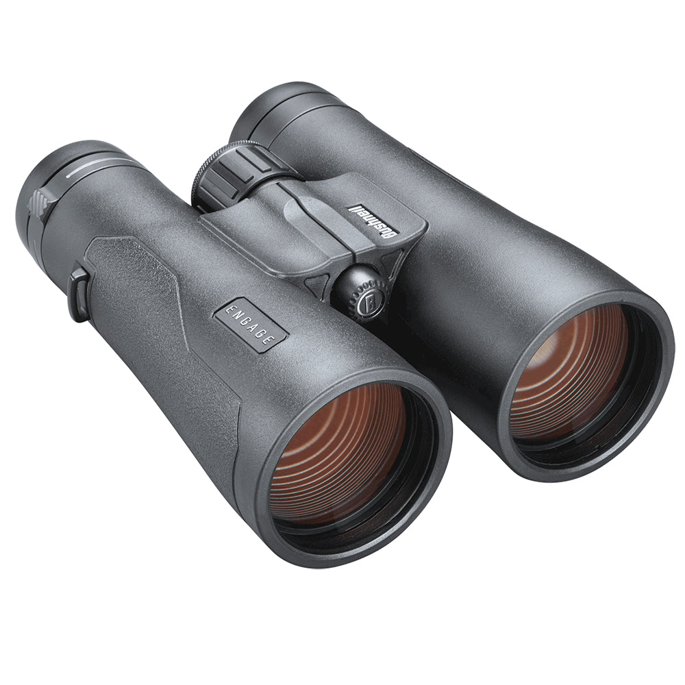 Bushnell 12x50mm Engage Binocular - Black Roof Prism ED/FMC/UWB [BEN1250]