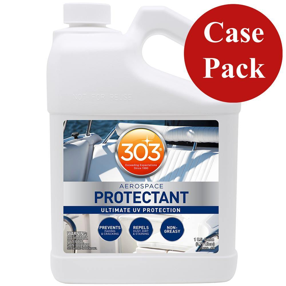 303 Marine Aerospace Protectant - 1 Gallon *Case of 4* [30370CASE]