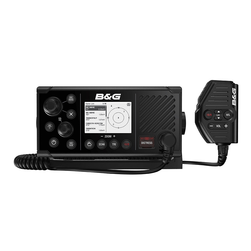 BG V60-B VHF Marine Radio w/DSC  AIS (Receive  Transmit) [000-14474-001] | Catamaran Supply