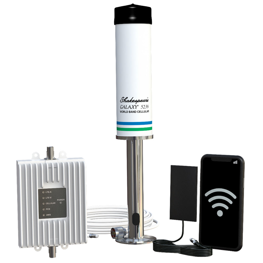 Shakespeare Stream Wireless Booster [CA-STREAM] | Catamaran Supply