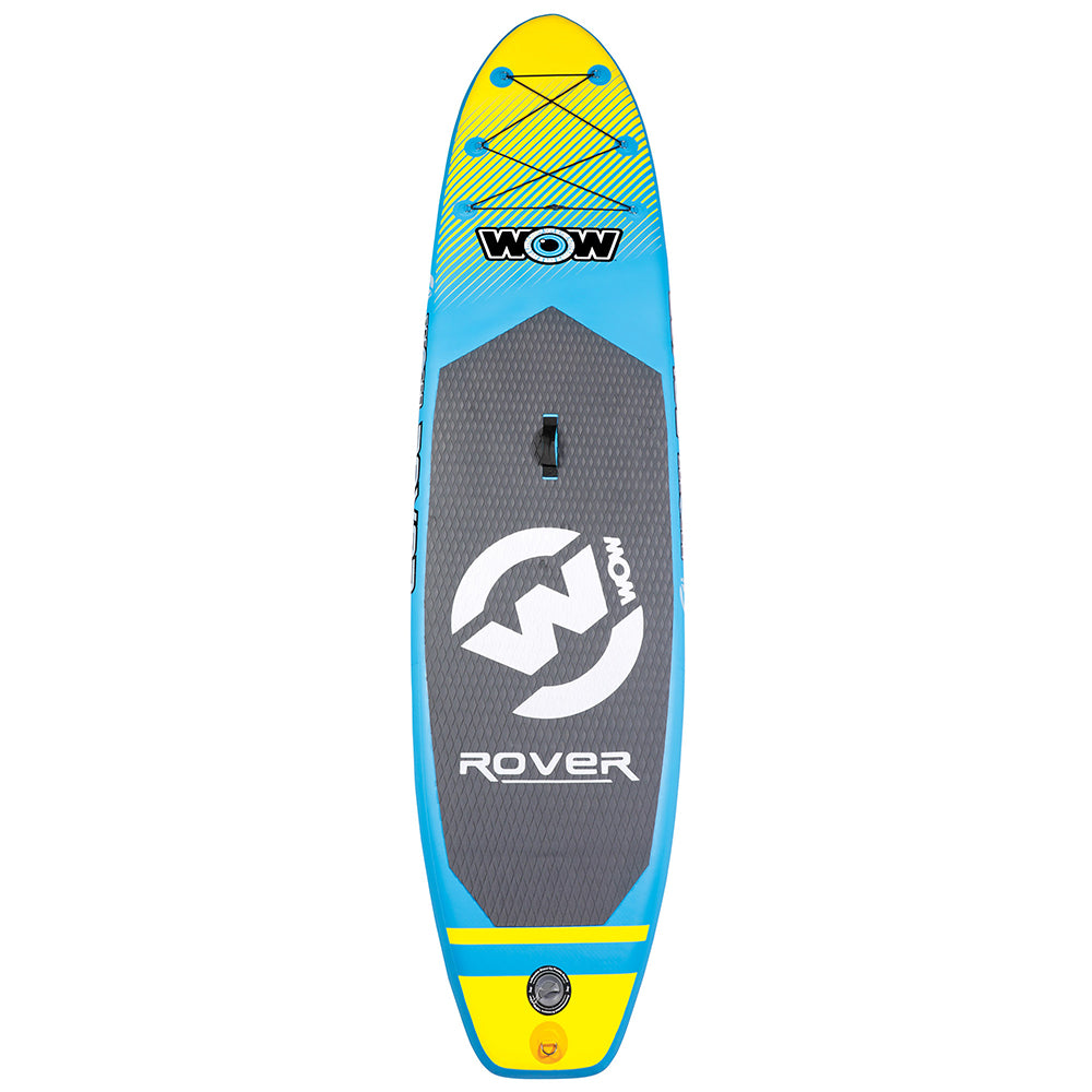 "WOW Watersports Rover 106"" Inflatable Paddleboard Package [21-3030]"