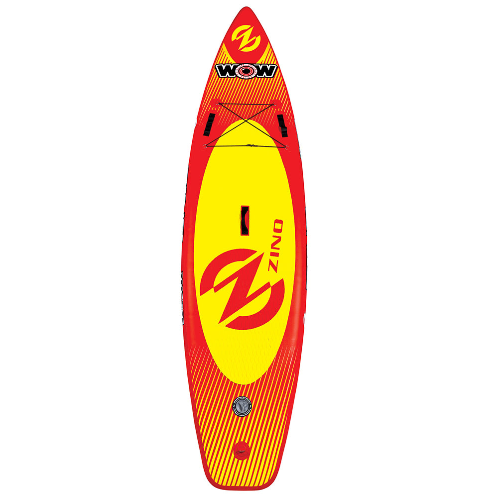 "WOW Watersports Zino 11"" Inflatable Paddleboard Package [21-3020]"