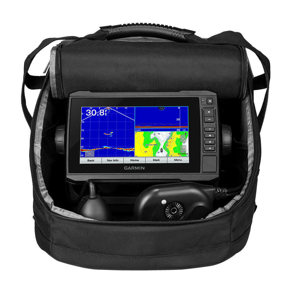 Garmin Panoptix PS22 Ice Fishing Bundle w/UHD 73cv [010-02334-20]