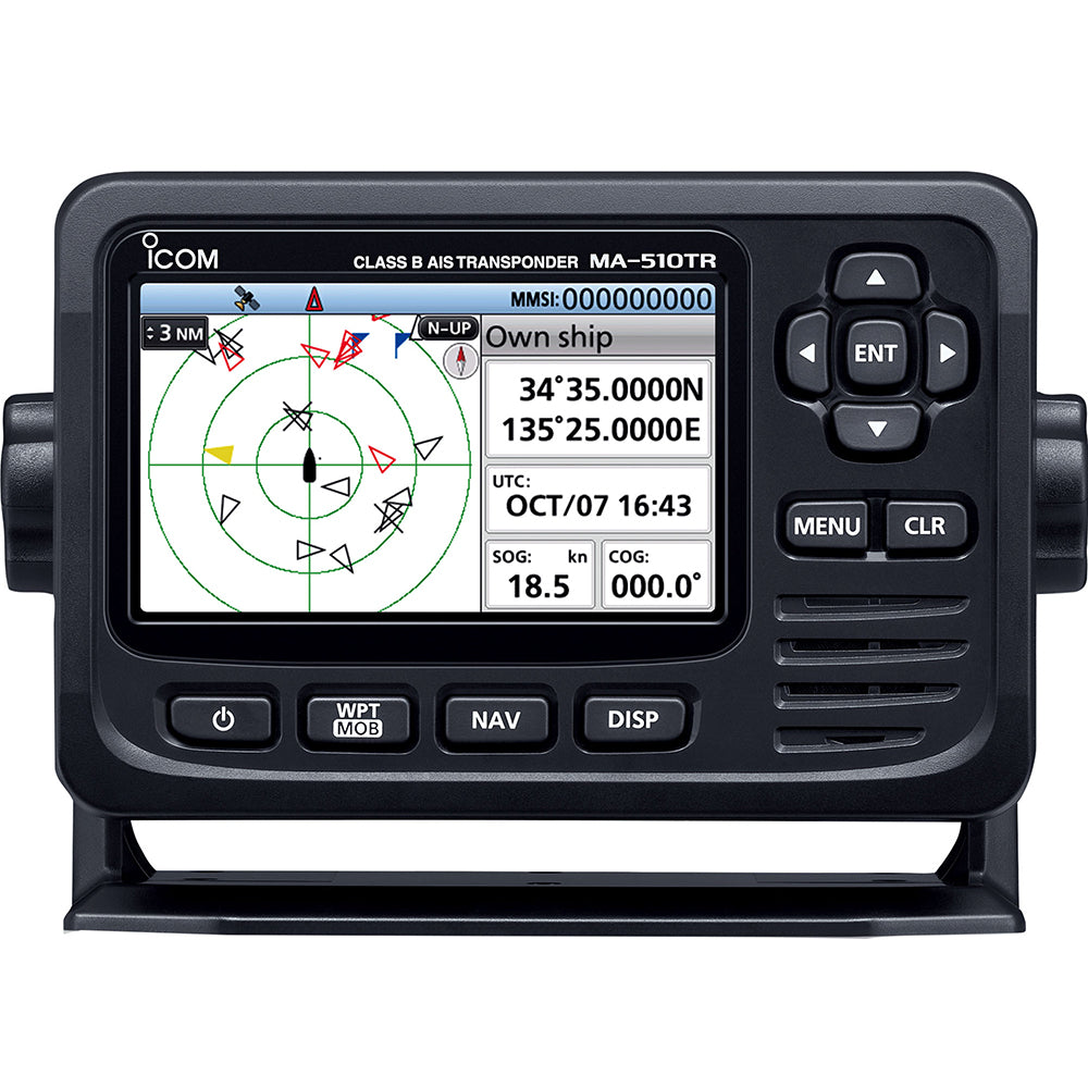 Icom MA510TR AIS Transponder w/GPS Antenna [MA510TR] | Catamaran Supply