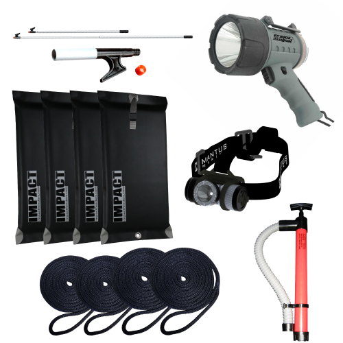 Accessory Starter Kit for Boats 39.5' to 65' | Catamaran Supply
