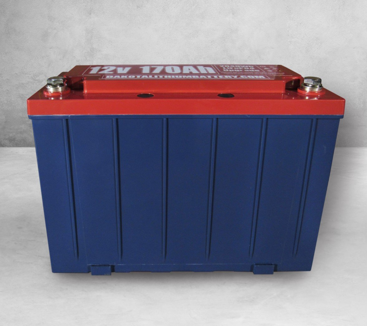 Dakota Lithium - 170Ah LiFePO4 Deep Cycle Battery