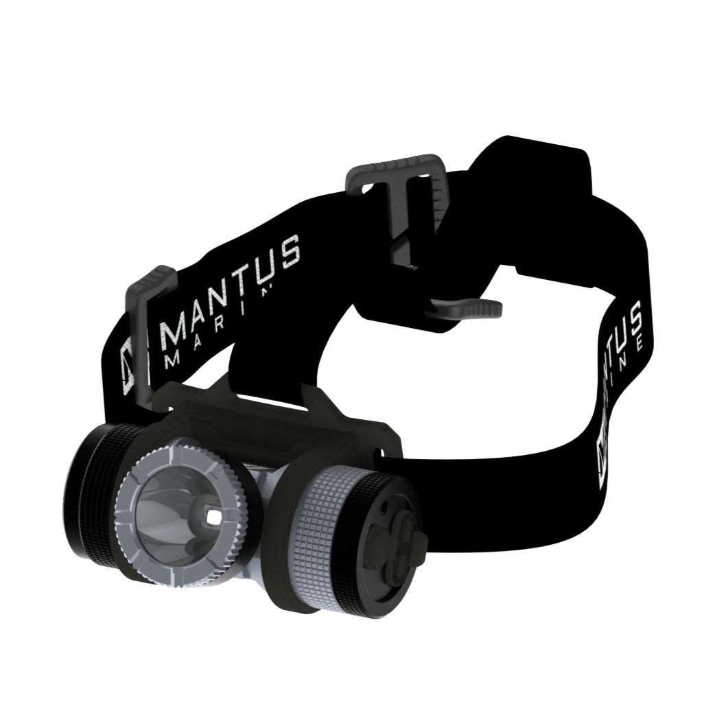 Mantus LED Head Lamp | Catamaran Supply