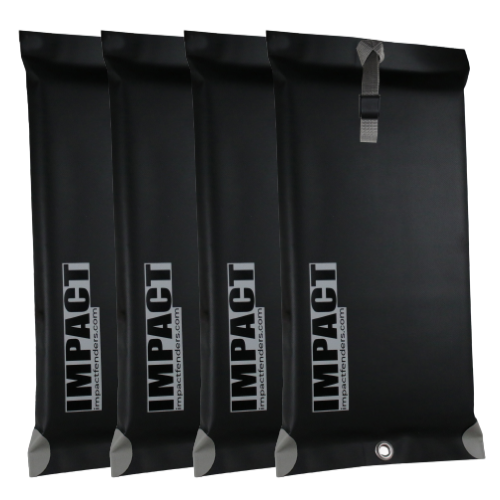 Impact Fenders Set of Customizable Large Fenders | Catamaran Supply