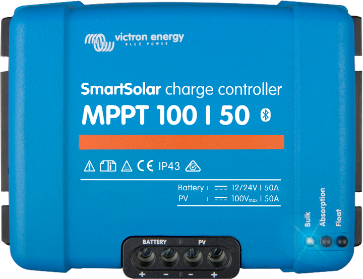 Victron SmartSolar MPPT 100/30 Charge Controller | Catamaran Supply
