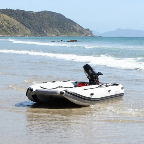 Takacat 380LX Inflatable Catamaran | Catamaran Supply