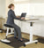 Active Sitting Benefits in Classroom and Workplace