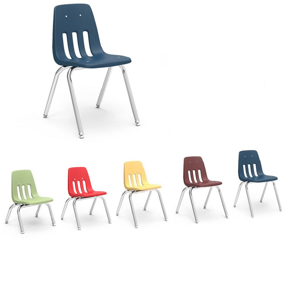 Stacking School Chairs