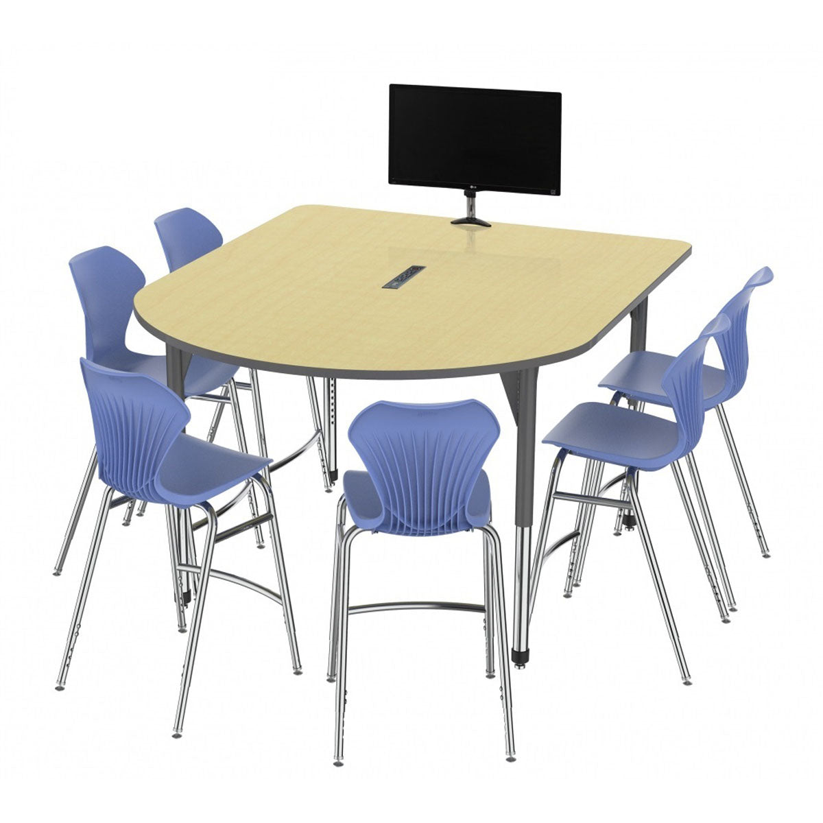 Multimedia Tables